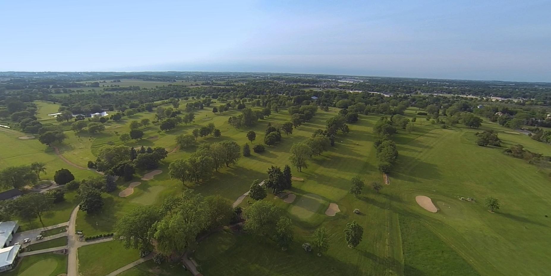 Hartford Golf Club – Quadcopter Shots